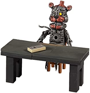Five Nights at Freddy's Salvage Room Micro Construction Set