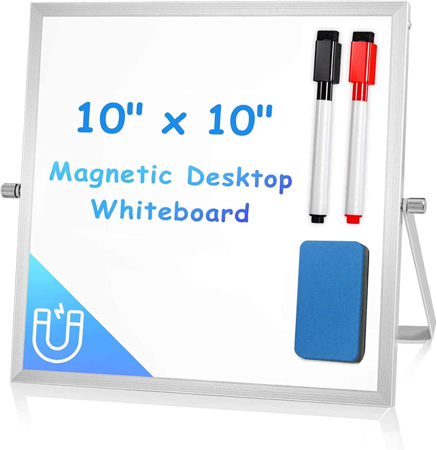 Small Max 62% OFF WhiteBoard with Stand 10