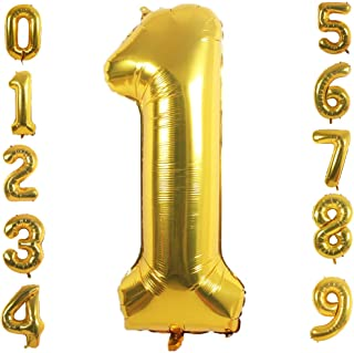 Best foil balloons number Reviews