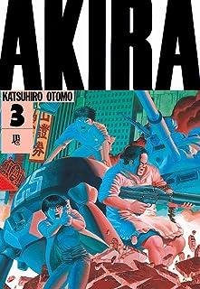 Capa do livro Akira - Vol. 3