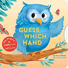Guess Which Hand: A Turn-and-Seek Book