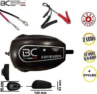 Carica batteria BC Battery Controller EASY MOTORS Caricabatteria e Mantenitore 12v 1.2-100 ah PIAGGIO VESPA GTS IE M45200 300 12//15