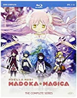 Madoka Magica - The Complete Series (Eps 01-12) (3 Blu-Ray) [Italian Edition]