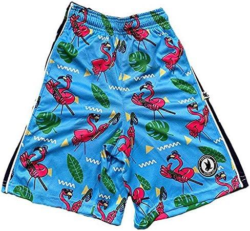 Flow Society Flamingo Flow Boys Athletic Shorts