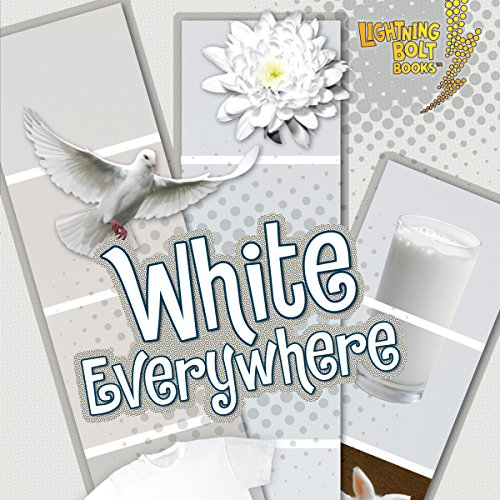 White Everywhere audiobook cover art