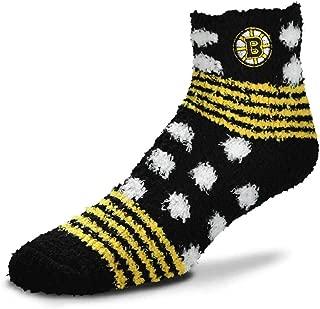 boston bruins fuzzy socks