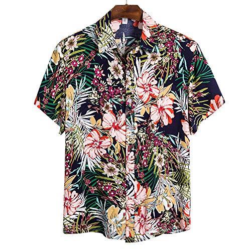 NEW Sweat Aloha Bio BIO Holiday Beach Flowers Fleurs Island Chill Vacances Plage