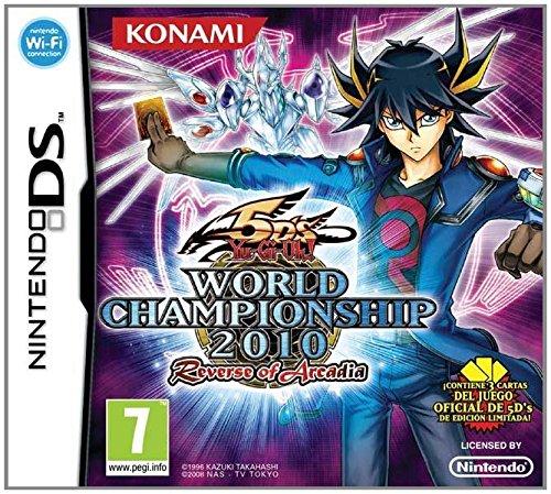 Konami Yu-gi-oh! 5`DS World Championship 2010 Reverse of Arcadia -