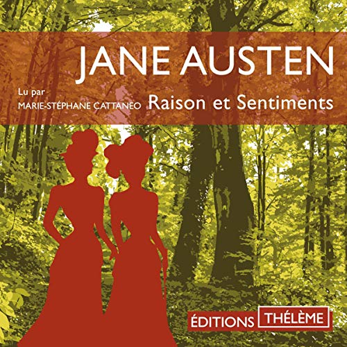 Raison et sentiments audiobook cover art