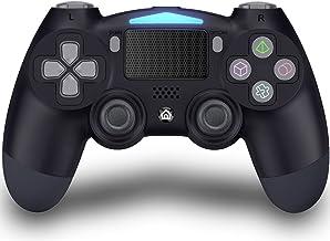 Maegoo Draadloze controller voor PS4, controller PS4 gamepad joystick voor PS4/PS4 Slim/Pro, Bluetooth-controller met dubb...