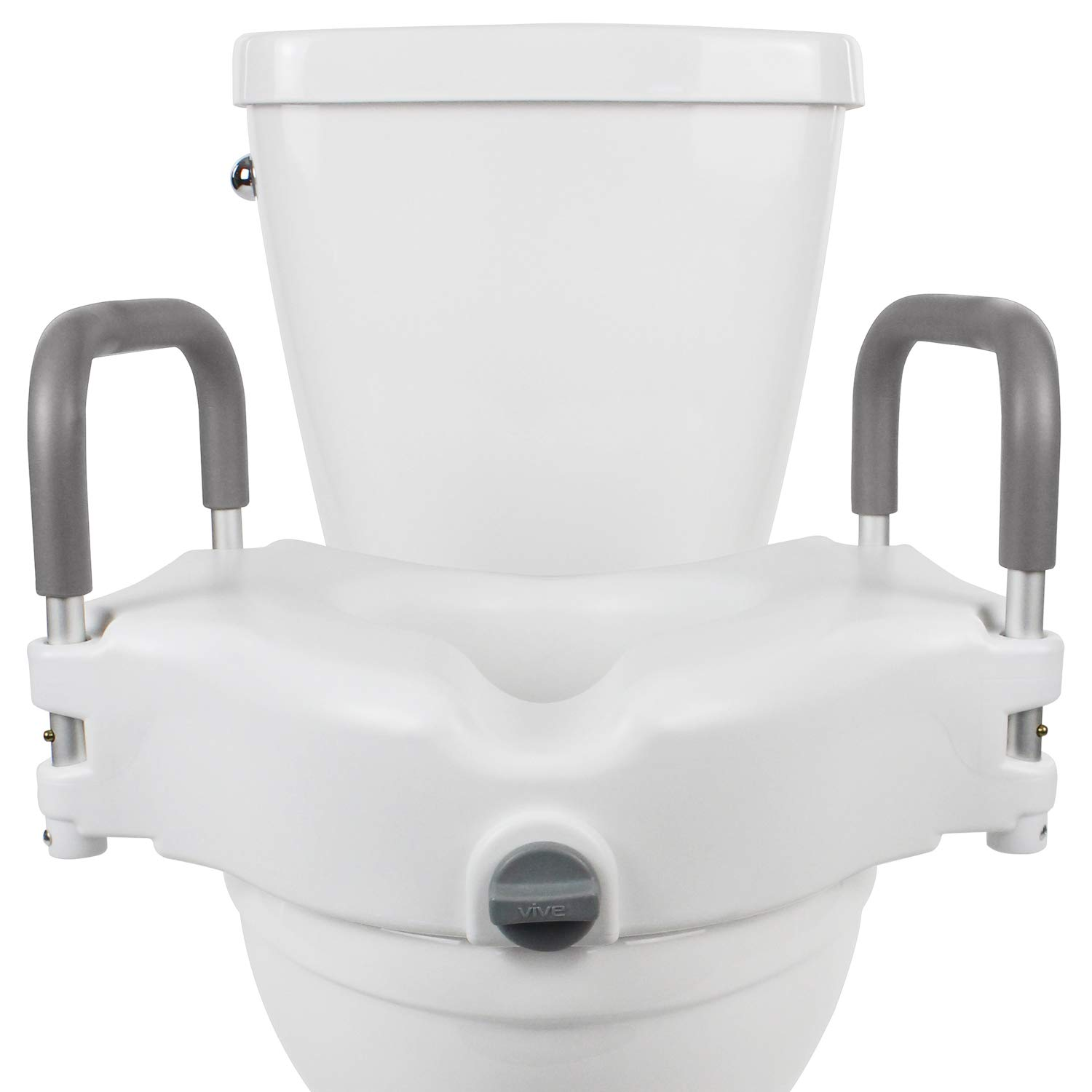 Vive Raised Toilet Seat Handicapped