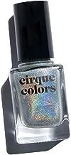 Cirque Colors Holographic Nail Polish - We Trippy - Top Coat - 0.37 fl. oz. (11 ml) - Vegan, Cruelty-Free, Non-Toxic Formula