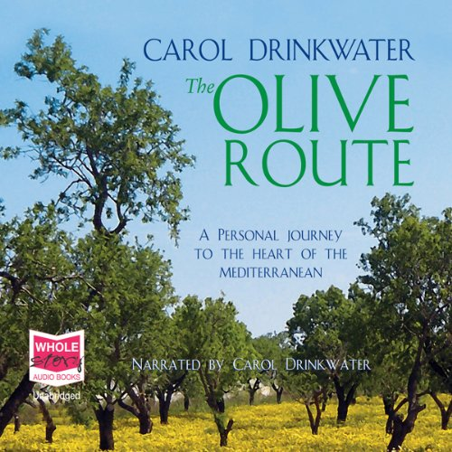 The Olive Route cover art