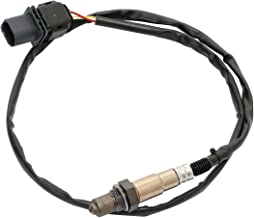 LSU 4.9 Lambda WideBand O2 Oxygen Sensor | for AEM 30-4110 30-0300 30-0310 - X Series AFR Inline Controller - UEGO A/F Ratio Wideband 02 Gauge | Replace# 17025, 0258017025