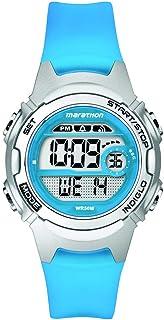 Timex Women's TW5K96900 Year-Round Digital Digital Blue Watch
