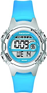Timex Women's TW5K96900 Year-Round Digital Digital Blue Watch