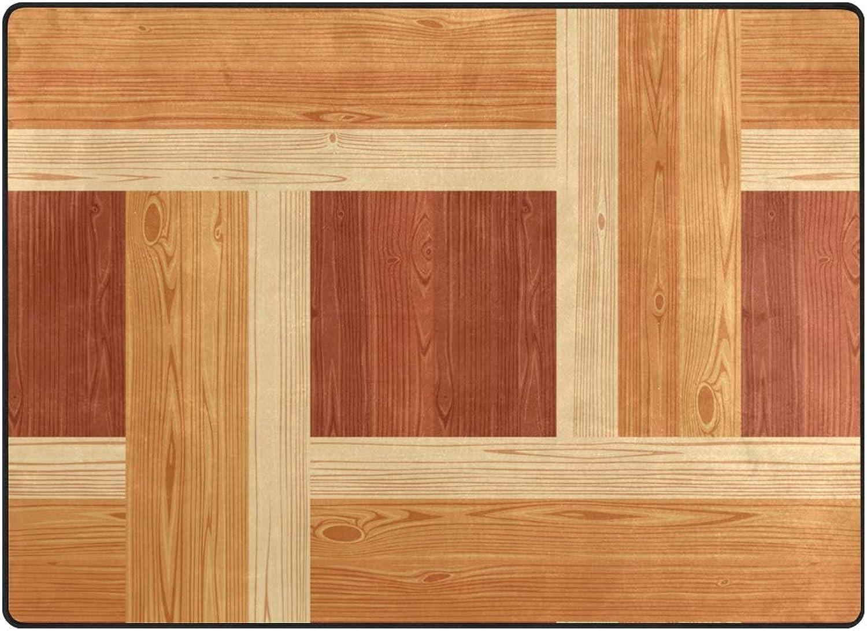 FAJRO greenical Stripe Wooden Floor Polyester Entry Way Doormat Area Rug Multipattern Door Mat Floor Mats shoes Scraper Home Dec Anti-Slip Indoor Outdoor