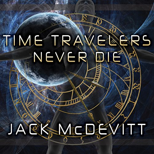 Time Travelers Never Die cover art