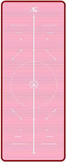 HYXSHOP Alfombrilla de Yoga para Principiantes, Antideslizante, para Yoga, Yoga, Yoga, Yoga, Yoga, 15 mm de Grosor