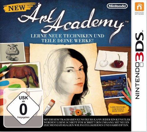 New Art Academy: Lerne neue Techniken und teile Deine Werke [Importación alemana]