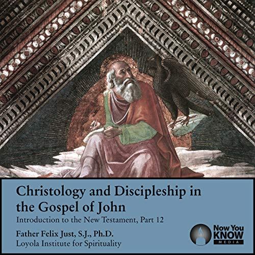 Christology and Discipleship in the Gospel of John audiobook cover art