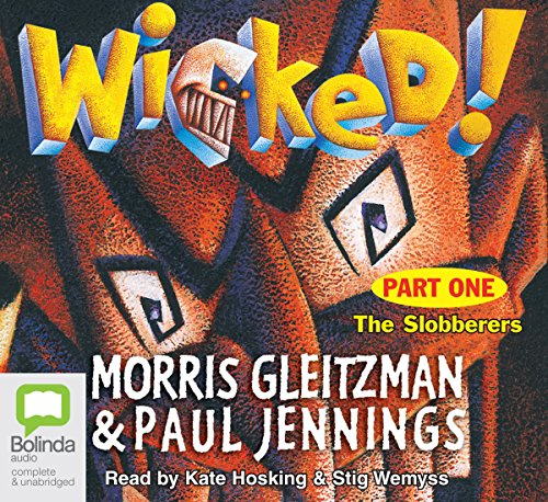 Wicked! Part One audiobook cover art