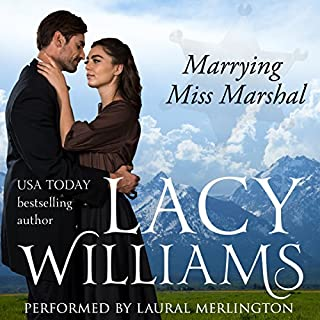 Marrying Miss Marshal cover art