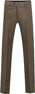 Best oatmeal tweed suit Reviews