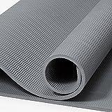 Esterilla de yoga Ljf engrosada y extendida de la aptitud estera profesional antideslizante insípida