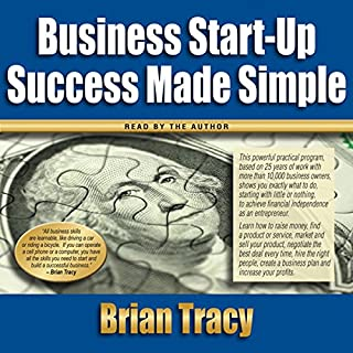 Business Start-Up Success Made Simple cover art