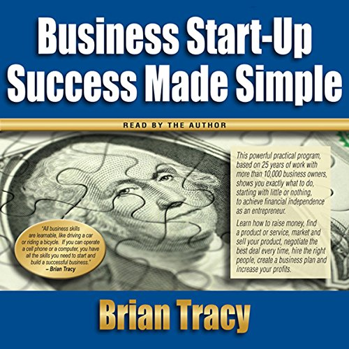 Business Start-Up Success Made Simple audiobook cover art