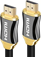 KIN&P HDMI Cable 3ft Ultra High Speed HDMI 2.0 (4K) HDMI cables for PlayStation PS3 PS4 PC Apple TV, Support 2160P,HD 1080P, 3D,4k,Ethernet,Audio Return