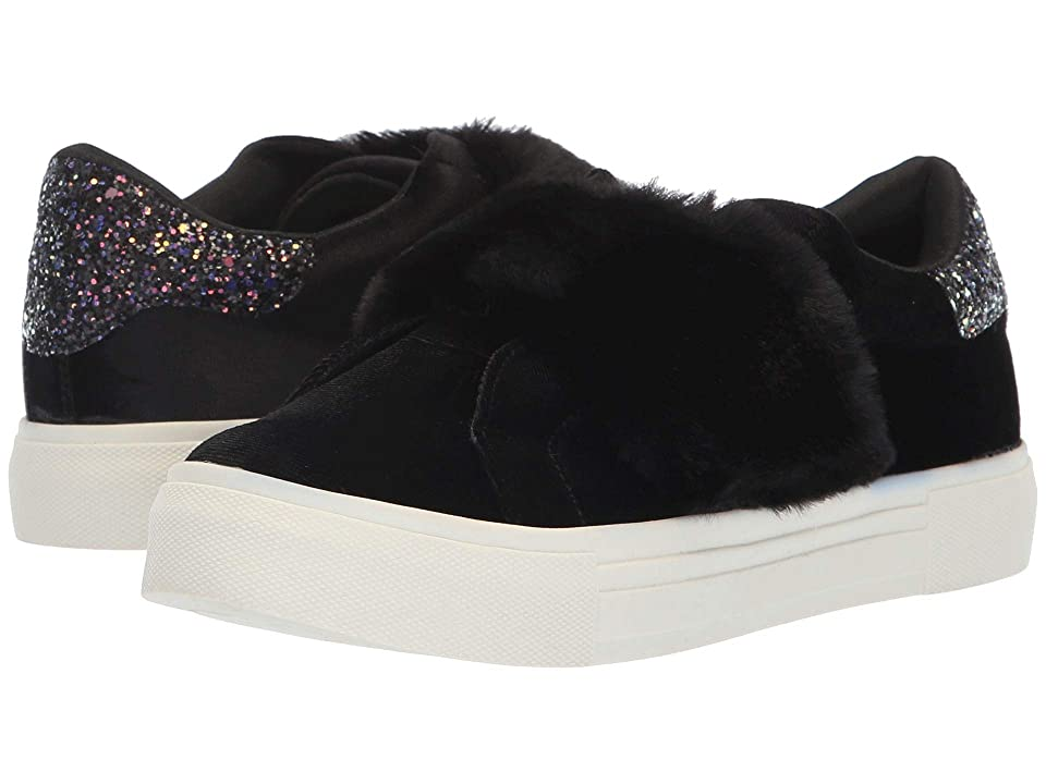 Dolce Vita Kids Caisi (Little Kid/Big Kid) (Black Velvet) Girl