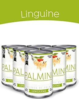 Palmini Low Carb Pasta | 4g of Carbs | As Seen On Shark Tank | Gluten Free | 14 Oz. Can..
