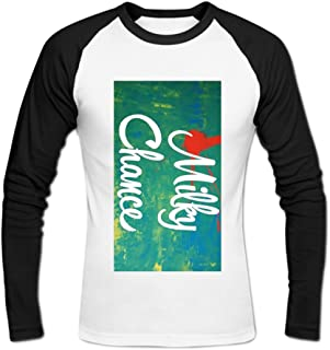 Men's Milky Chance Long Sleeve Baseball Shirt