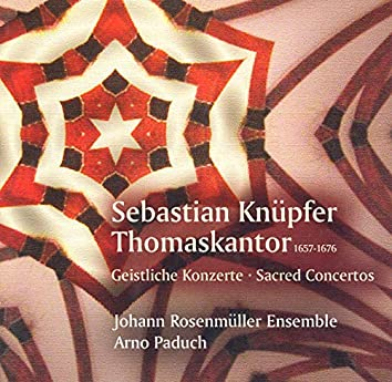 Knupfer, S.: Sacred Concertos