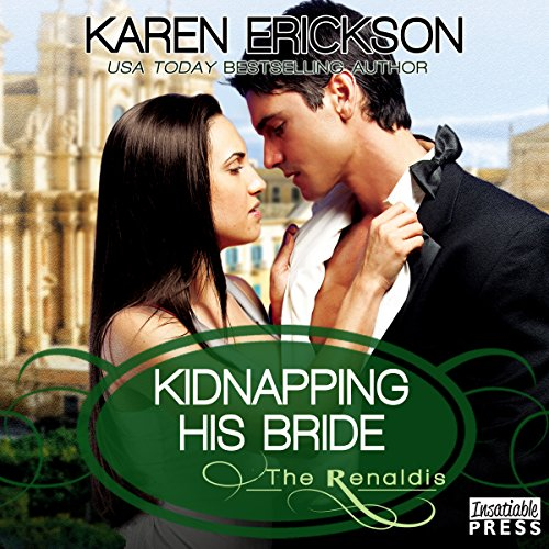 Couverture de Kidnapping His Bride