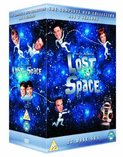 Perdus dans l'espace / Lost in Space (Complete Collection) - 23-DVD Box Set ( Lost in Space - Seasons 1, 2 & 3 ) [ Origine UK, Sans Langue Francaise ]
