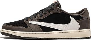 Jordan Air 1 Low (Black/Sail-Dark Mocha/Universi 11.5)