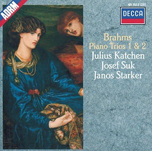 Julius Katchen, János Starker & Josef Suk