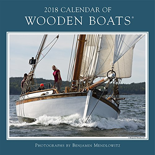 2018 Calendar of Wooden Boats