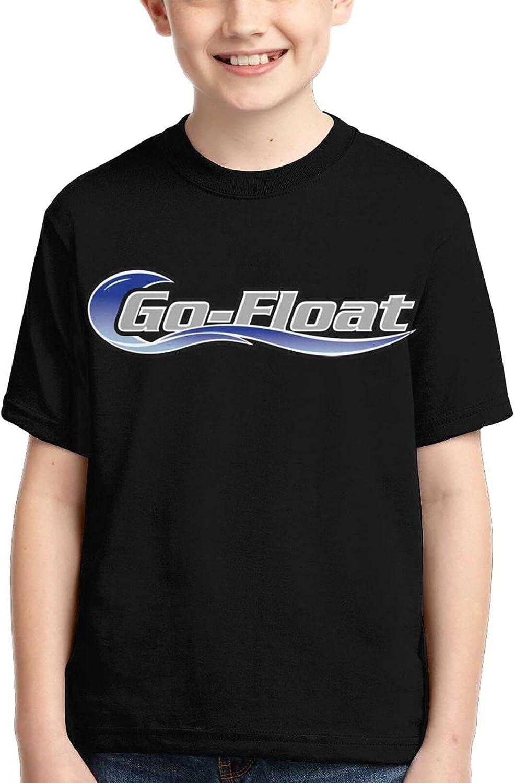 Omaha Mall HENANJINZHICHENGJIAN Go Float Yourself Boy's 3D Kids San Diego Mall Girl Shirt
