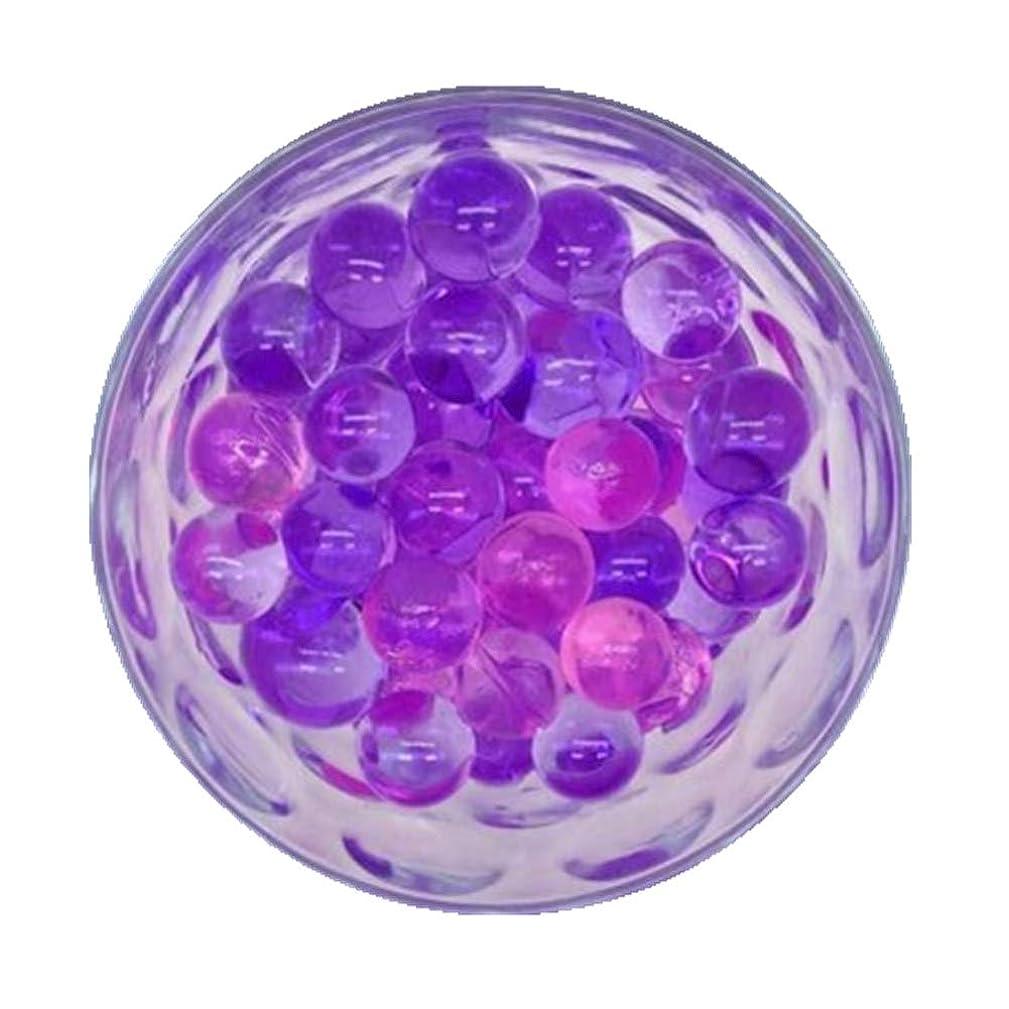 4000 Pcs Crystal Soil Water Beads Growing Magic Jelly Balls Bio Gel Wedding Casamento Vase Fillers (Purple)