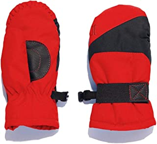 Igloos Boys Gauntlet Waterproof Ski Mittens - Kids Insulated for Cold Winter Weather