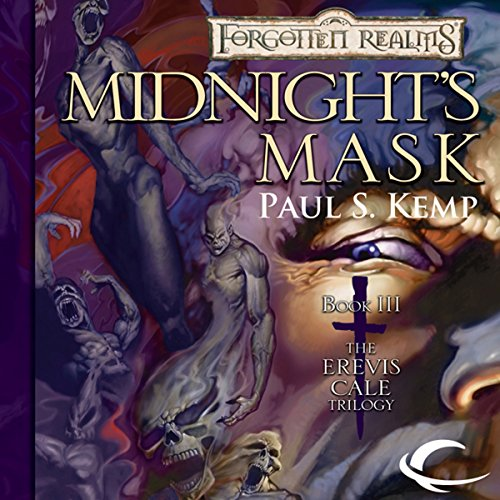 Midnight's Mask audiobook cover art