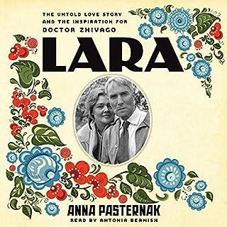 Lara audiobook cover art