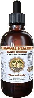 Black Cohosh Liquid Extract, Organic Black Cohosh (Cimicifuga Racemosa) Tincture 2 oz