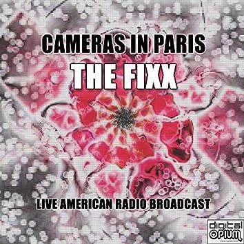 Cameras In Paris (Live)