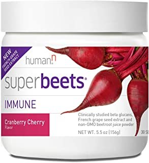 Sponsored Ad - humanN SuperBeets Immune with Grape Seed Extract | Strengthen Your Natural defenses and Maintain a Strong I...