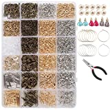 yuj Pulsera Kit de Collar de Cuentas Kit de fabricación de Pendientes...